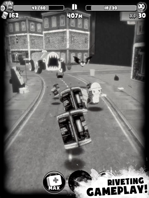 Bendy™ in Nightmare Run для iPad