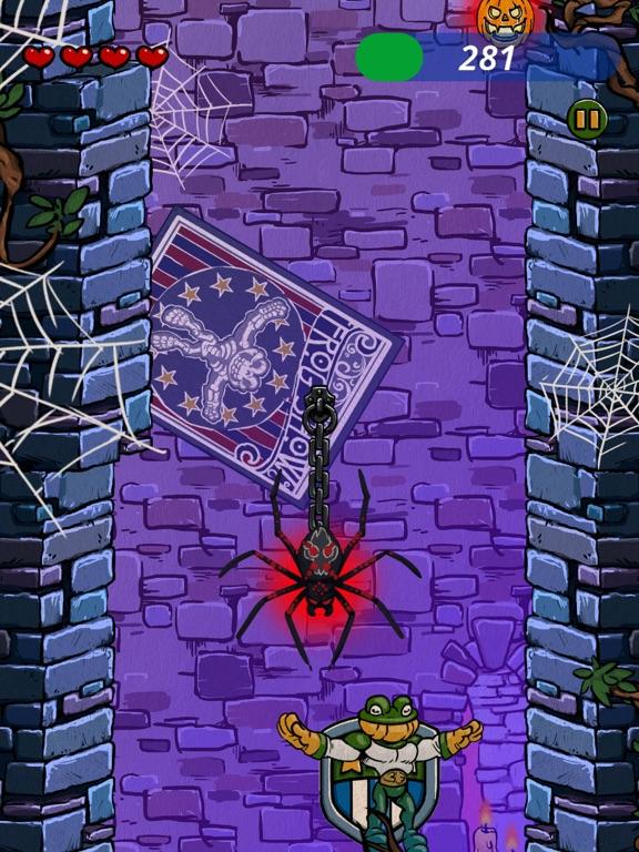 Ipad Screen Shot Super Toad Jump 6