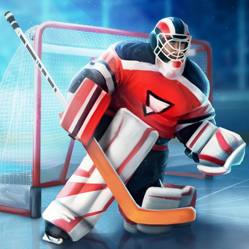 Хоккей На Льду 3D - Пенальти