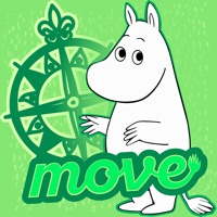 Codes for Moomin Move Hack
