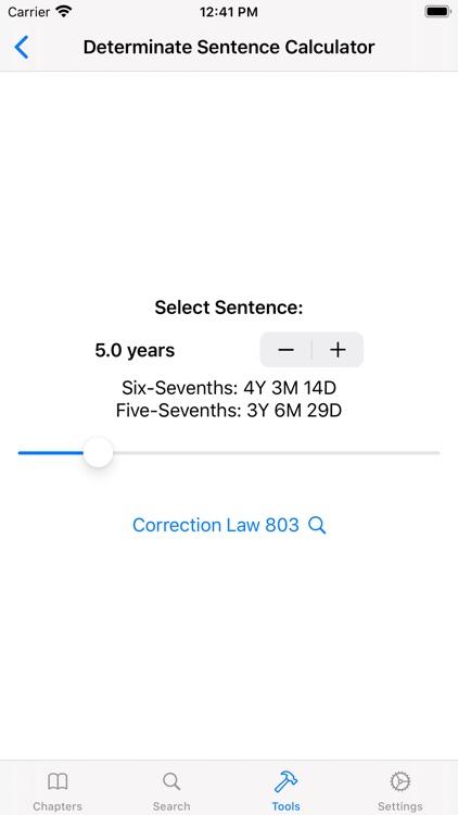 New York Criminal Law screenshot-5
