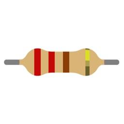 Resistor color code calc