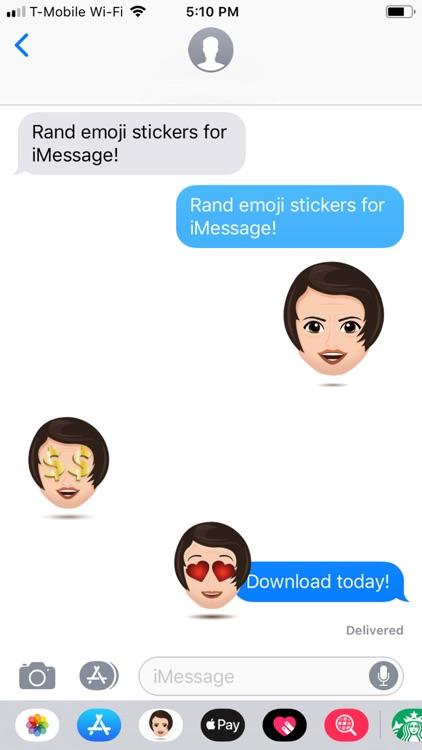Rand Emojis Stickers