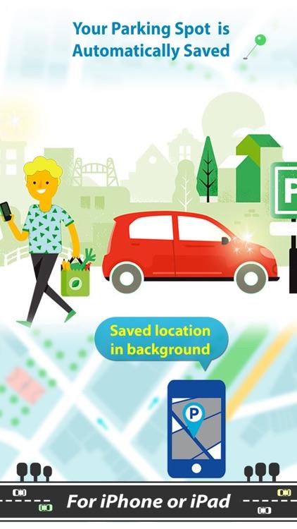 Find My Car with AR Tracker screenshot-0