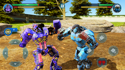 Screenshot for Real Steel in Jordan App Store