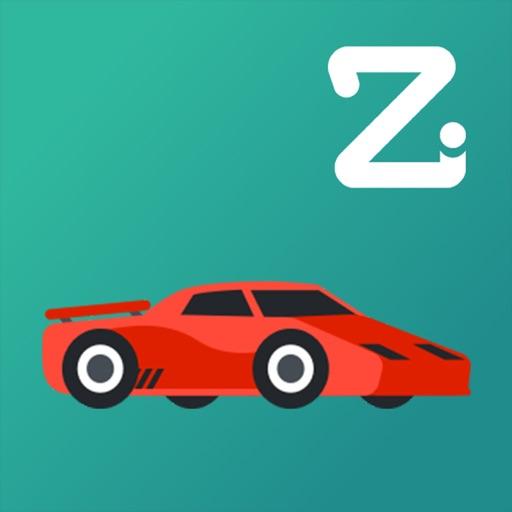 DMV Practice Test by Zutobi app logo
