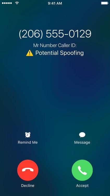 Mr. Number Lookup & Call Block screenshot-3