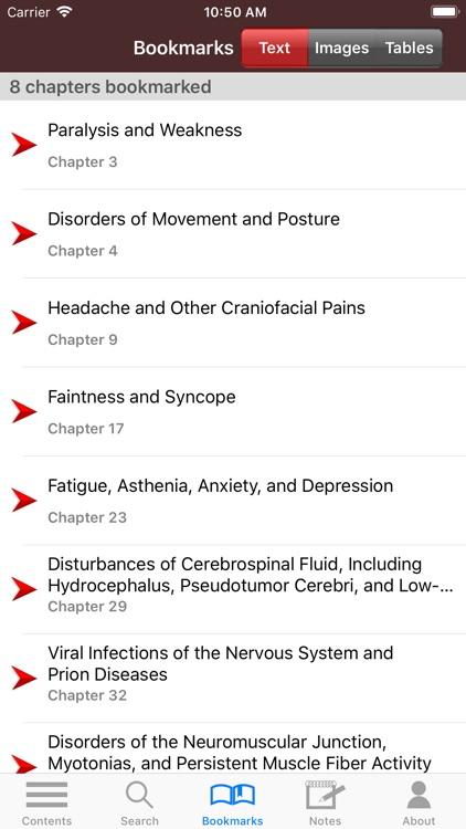 Adams & Victor's Neurology 11e screenshot-9
