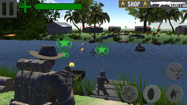 Soldiers Of Valor 6 - Burma screenshot-4