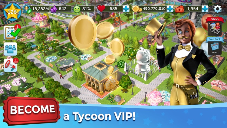 RollerCoaster Tycoon® Touch™ screenshot-6