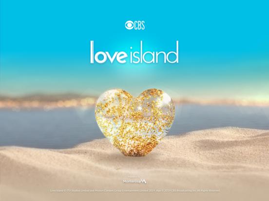 iPad Image of Love Island