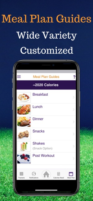 Eat 2 Win - Sports Nutrition on the App Store