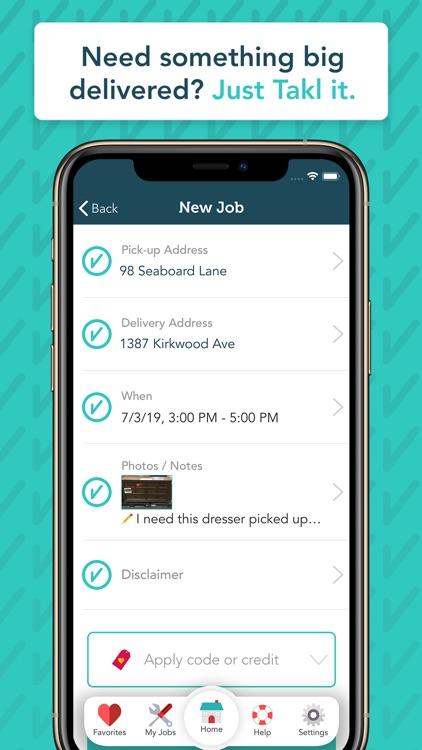 Takl - Home Services On Demand screenshot-5