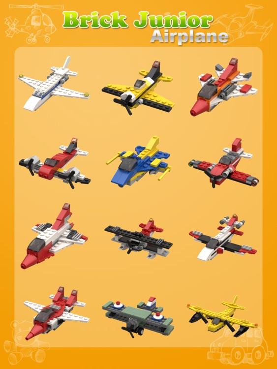 Brick Junior: Airplane