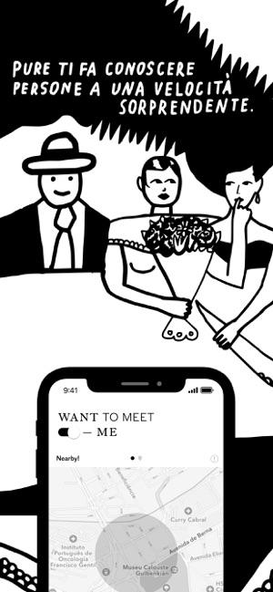 velocità di incontri richieste