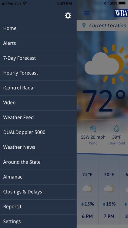 WRAL Weather screenshot-6