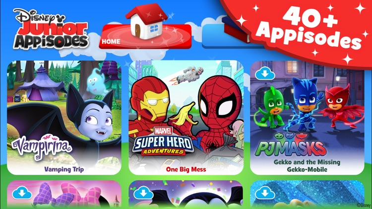Disney Junior Appisodes screenshot-3