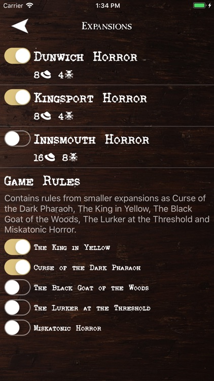 Assistant for Arkham Horror screenshot-8