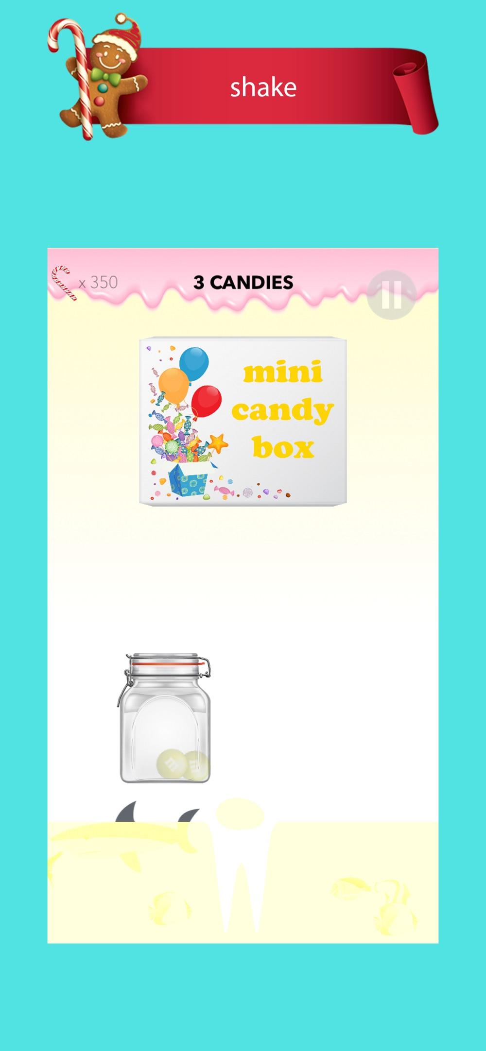Mini Candy Box Cheat Codes