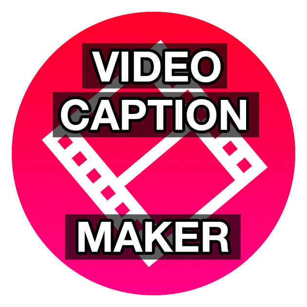 Video Caption Maker on the Mac App Store