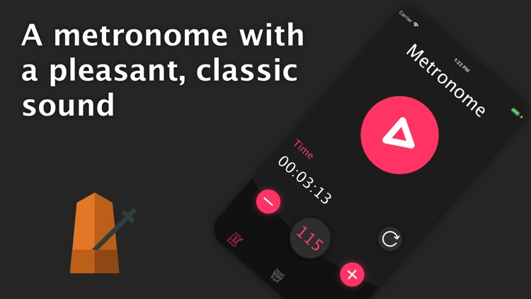 Metronome and Tuner - drum app