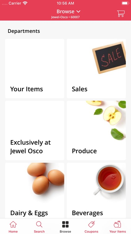 Jewel-Osco Delivery