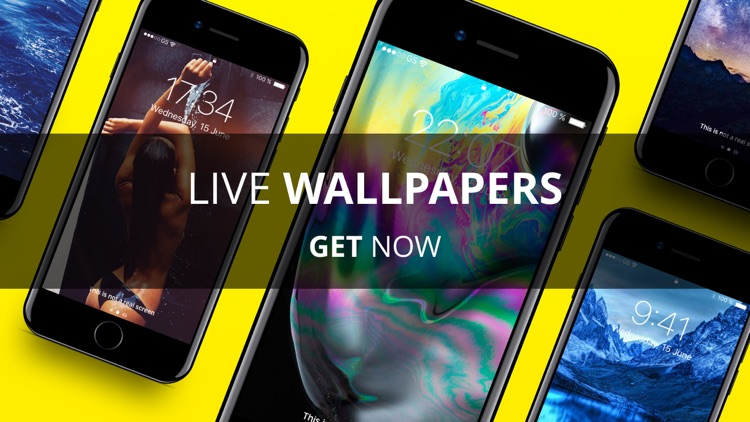 Live Wallpapers and Background screenshot-9