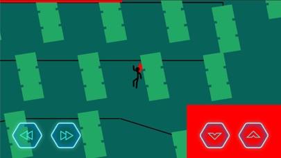 Stickman Platformer Legend Pro screenshot #2