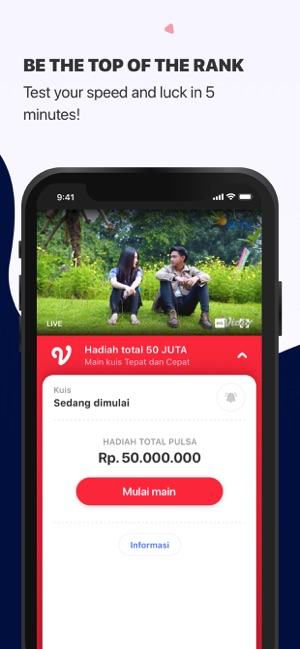 Vidio - Nonton TV & Video on the App Store