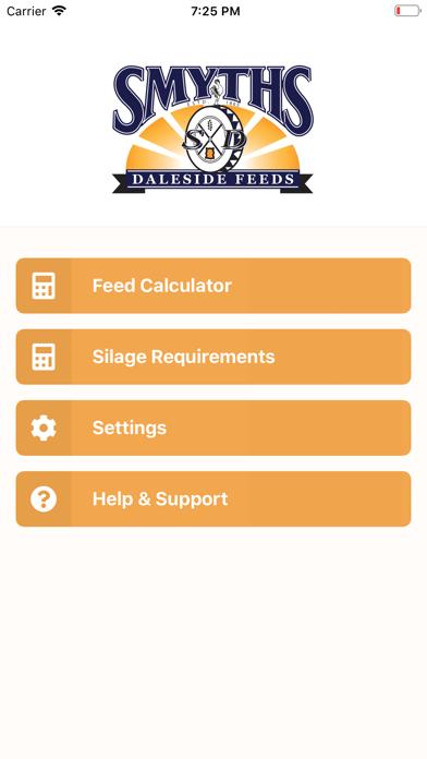 Feed & Forage Calculator screenshot 1