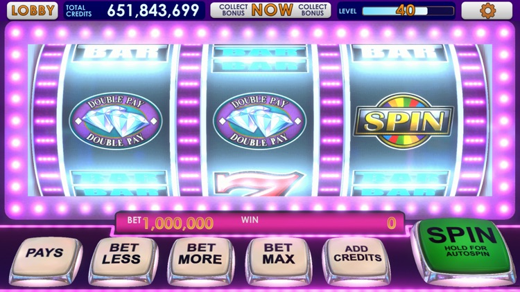 Triple 7 Deluxe Classic Slots screenshot-4