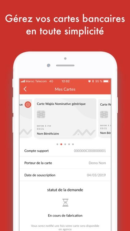 Attijari Mobile screenshot-5