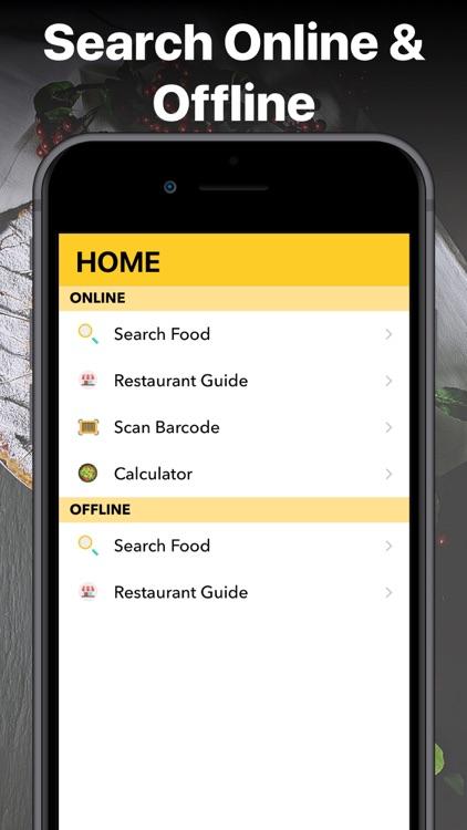 Smart - Food Score Calculator screenshot-4
