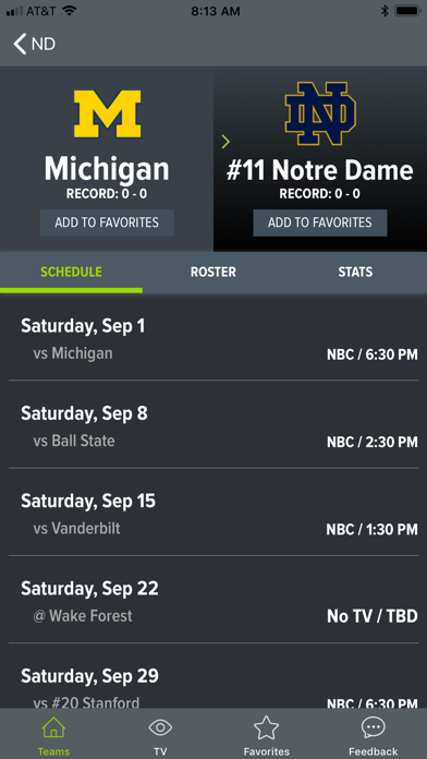 download College Football App apps 6