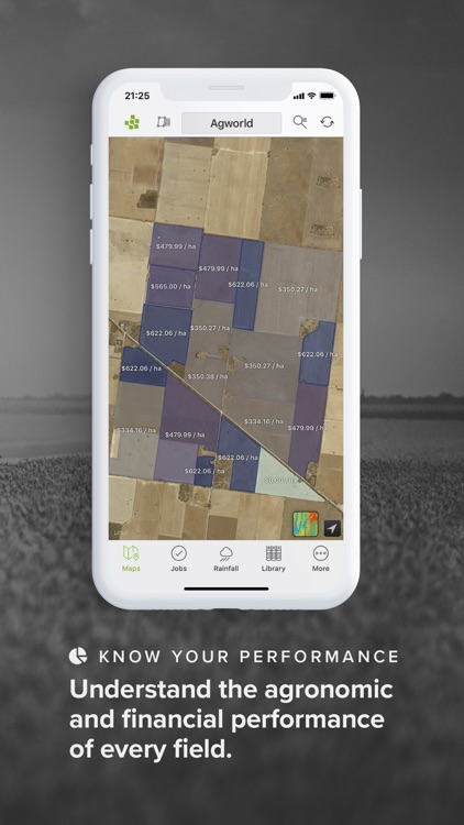 Agworld for iPhone screenshot-3