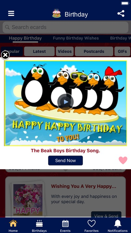 Greeting Cards & Wishes screenshot-5