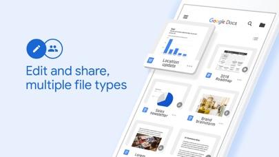Google Documents sur pc