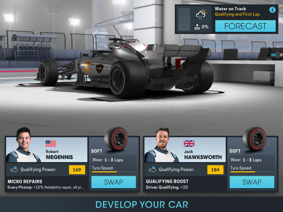 Motorsport Manager Online screenshot 13