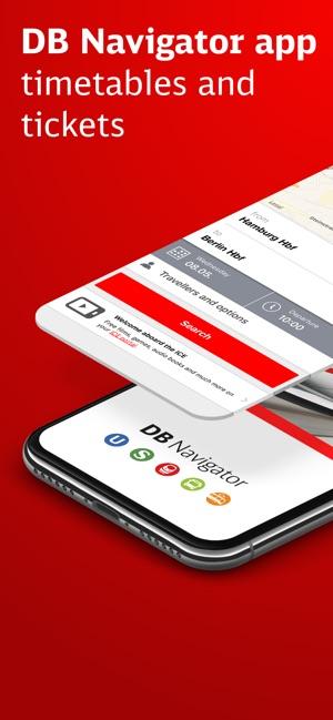 DB Navigator on the App Store