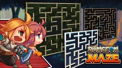 Dungeon Maze.io screenshot 1