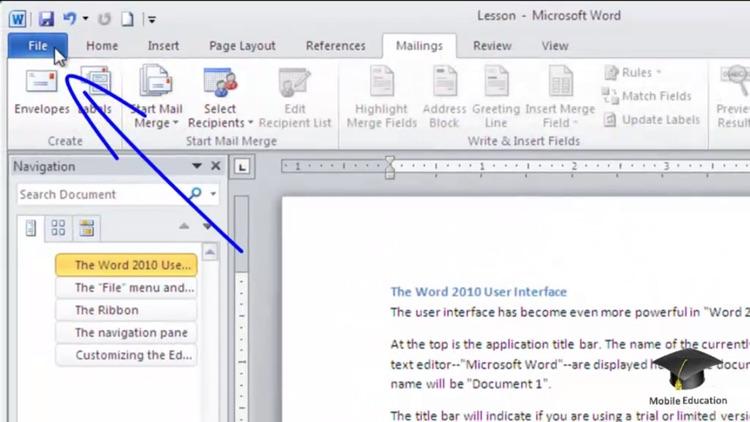 Microsoft Word VC in HD screenshot-4
