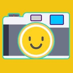 微笑自拍-展开您开朗自信笑容让生活精彩之彩相机