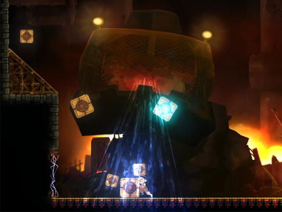 Teslagrad Screenshots