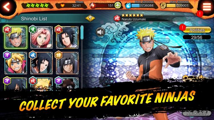 NARUTO X BORUTO NINJA VOLTAGE screenshot-4