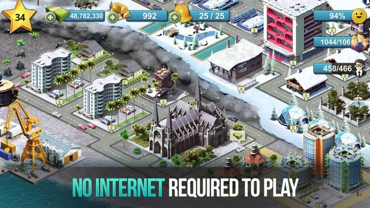 City Island 4 Simulation Town screenshot-5