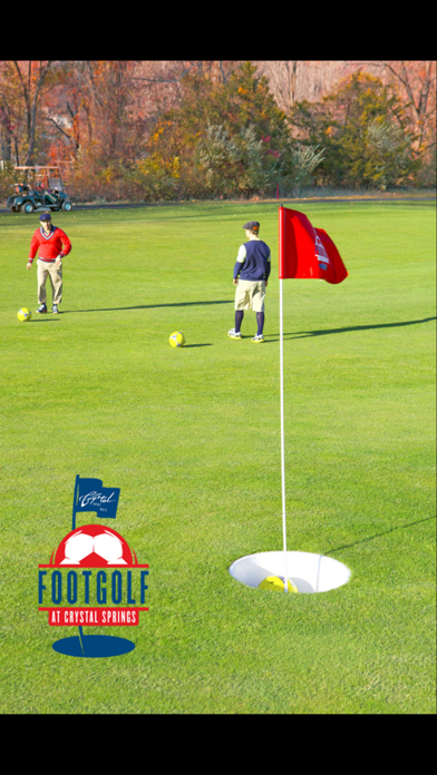 点击获取Crystal FootGolf