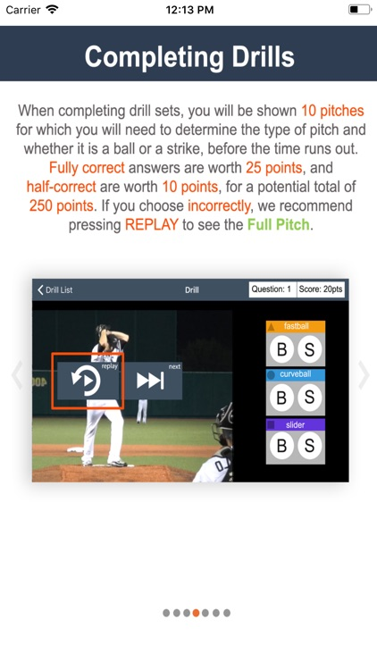 gameSense Sports Pitch-IQ