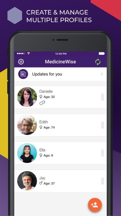 MedicineWise: Manage Medicine screenshot-3