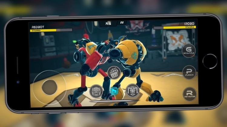 WMW: War Machine Wrestling screenshot-5