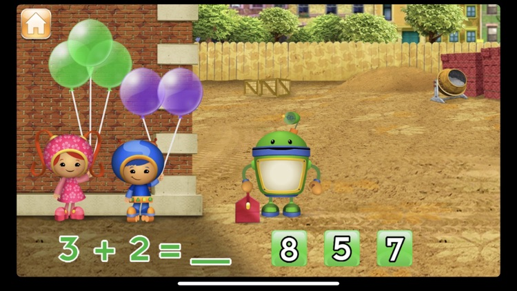 Umizoomi Zoom Into Numbers screenshot-3